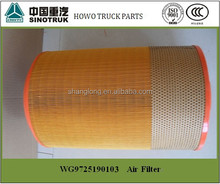 Sinotruk Howo Air Filter-WG9725190103 Truck Spare Part