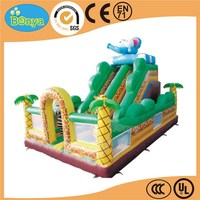 China supplier useful snow inflatable slide