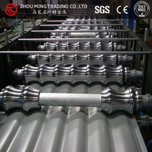 arch curving roof roll forming machine