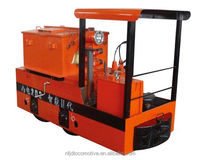 electric locomotive, mining MINI locomotive, made in China electric locomotive