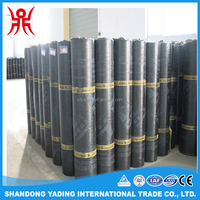 SBS/APP Modified Bitumen Waterproof Membrane For All Kinds Of Building Construction