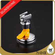 Bathroom Kitchen PVC Magic Suction Cup Vaccum Hook With Suction Cup