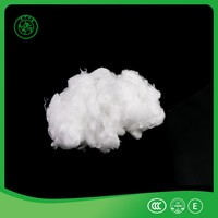 SUPER WHITE RECYCLE POLYESTER STAPLE FIBER