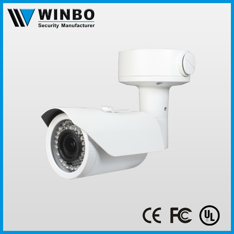 2MP AHD IR Weatherproof CCTV Camera TVI AHD CVI Auto Focus Motorized lens Security Bullet Camera with junction box SAV-MAB7282R