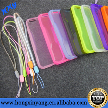 Hanging Neck Strap holder case For Iphone SE/5/5S/6/6S/6+/6s+