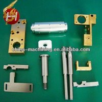 tailor sewing machine parts/cnc machining metal parts