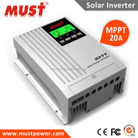Over charging protection solar MPPT 20A portable charger