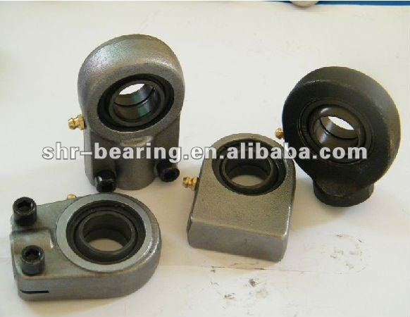 Hot rod ends for hydraulic components GF60DO bearing