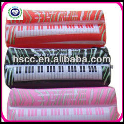 PVC musical instruments electronic organ inflatable toys custom inflatable toys