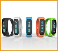 Alibaba on line shopping Intelligent bracelet for sports fitness tracking pedometer