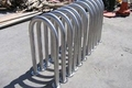 stainless steel compact bike rack /bicycle stand