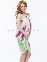 Latest design beautiful sarong tenun