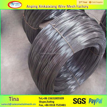 Electro galvanized iron wire / zinc coated galvanized iron wire factory