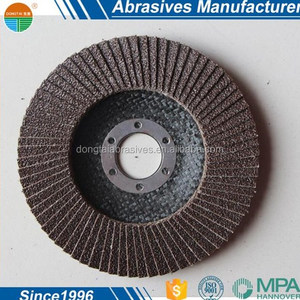 stone polishing abrasives / flap disc grinder / granite abrasives