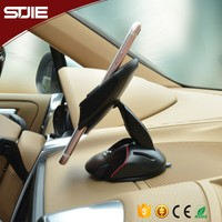 STJIE - mouse like one touch For Apple iPhone Compatible Brand and ABS Material flexible phone holder,smart phone car holder