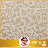 Export to Japan and Chile of 100% polyester jacquard fabric table cloth
