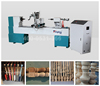 High Speed Tianjiao Brand Multi-functional Machine Automatic Wood Turning Machine