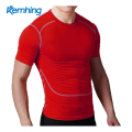 wholesale custom mens quick dry dri fit gym wear sports wear fitness