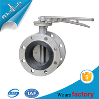 Wholesales safety test bench tomoe low price butterfly valve made in China