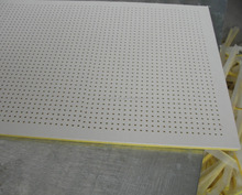 Decorative Perforated Fiberglass ceiling
