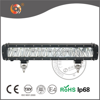 car LED work light 100w 12V 24V 22 inch offroad light bar searchlight led spot light ip68 for suv 4WD boat