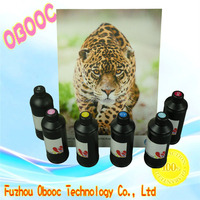 Obooc Fast Dry Glass Bottle Printing LED UV Curable Ink for Epson Printer