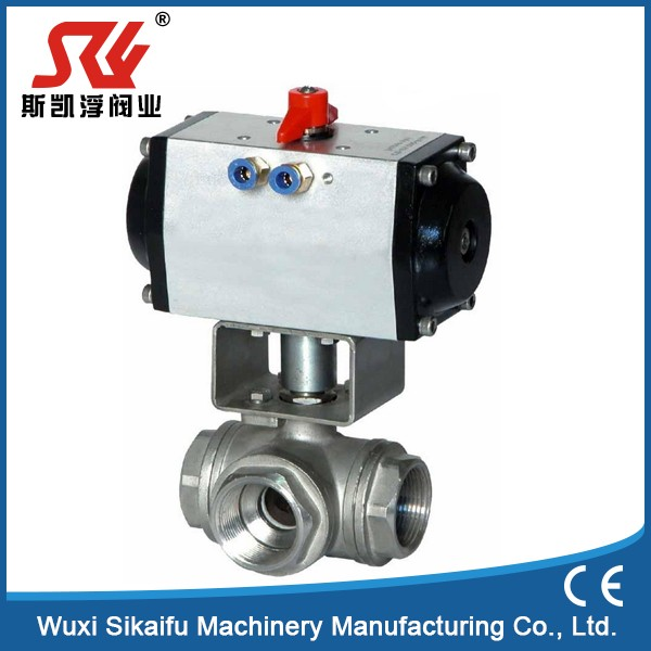 New fashion rubber lined ss316 trunnion mounted ball valve