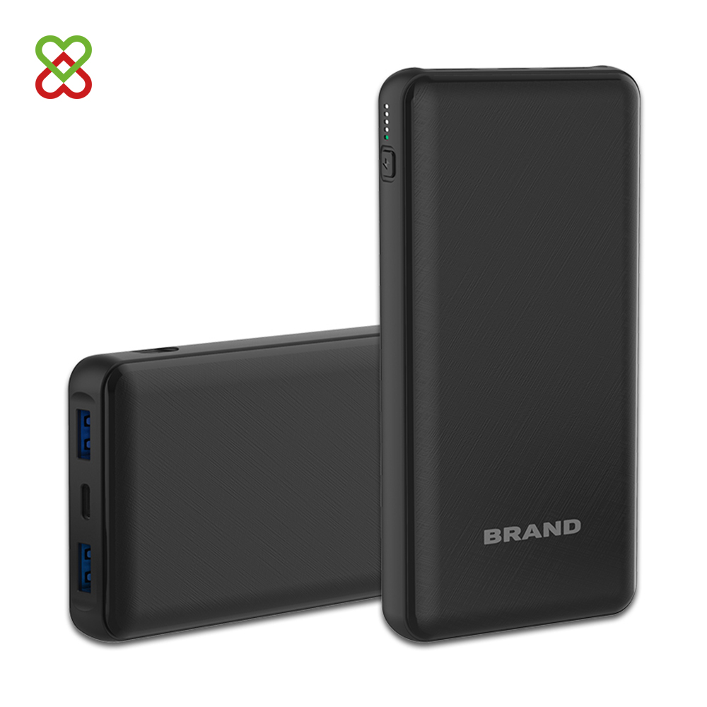 High Capacity PD3.<strong>0</strong> QC3.<strong>0</strong> Dual USB Fast Charge Power Bank 24000mAh