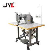 JYL-07-B industrial double needle leather sewing machine