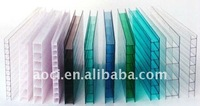 Multi-Wall Polycarbonate Hollow Sheet Colored PC Sheet