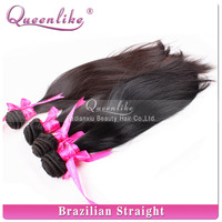 Brazilian Virgin Human Hair, Free Weave Sample Hair Bundles