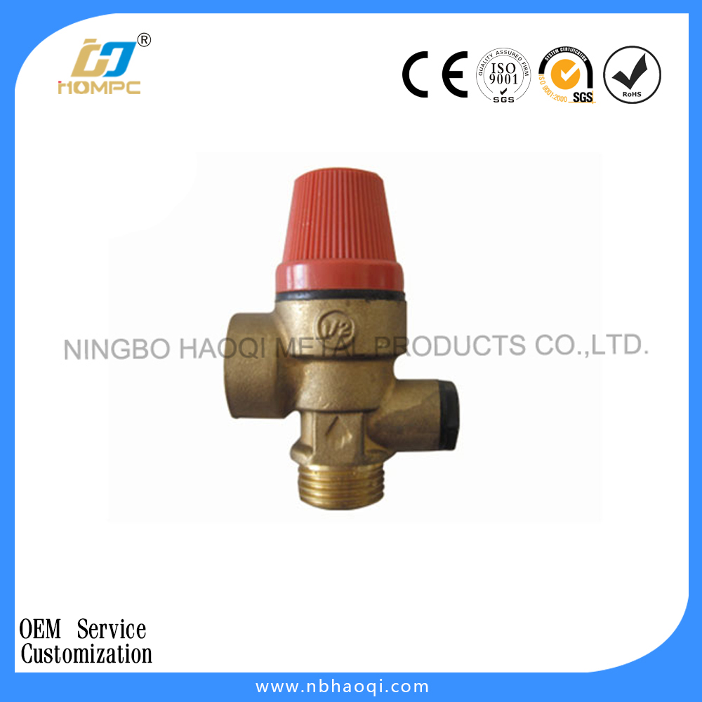 pressure safety/relief valve