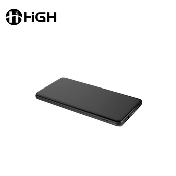 Mobile power supply power bank credit card size battery smart power bank