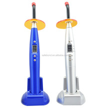 High Intensity Rechargeable Orthodontics Light LED Curing Light Cure Unit/Curing Light Meter