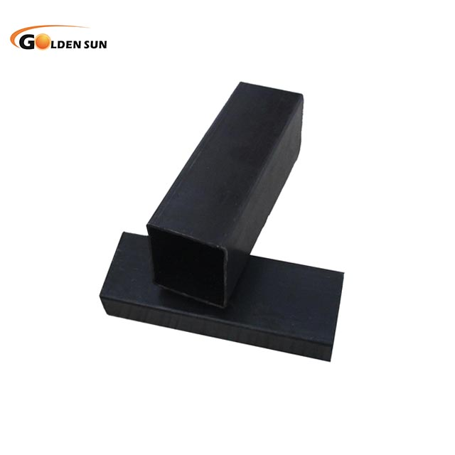Good quality black annealed steel pipe / hollow section, lowest price welded stel pipe & square tube