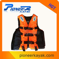 Kayak life jacket