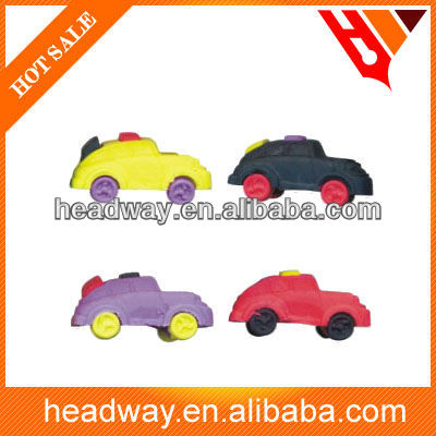 Promotion Recyclable 3D car Eraser