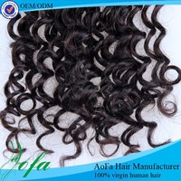No shedding malaysian deep wave 6a virgin hair