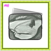 insulated neoprene laptop sleeve with zipper