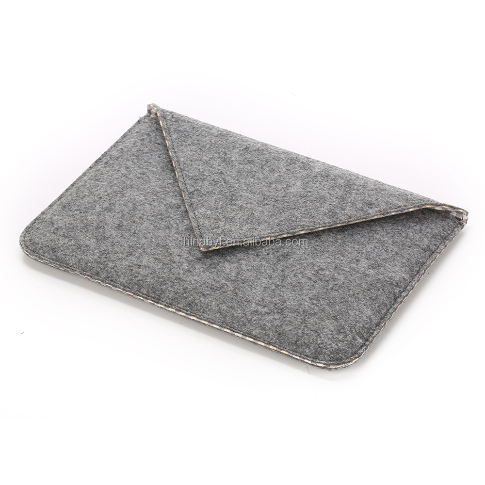 Custom Portable Carrying Protective Felt Tablet Mini Case Cover for apple ipad