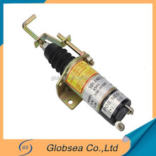 engine stop solenoid valve and fuel shut off solenoid SA-4335-12