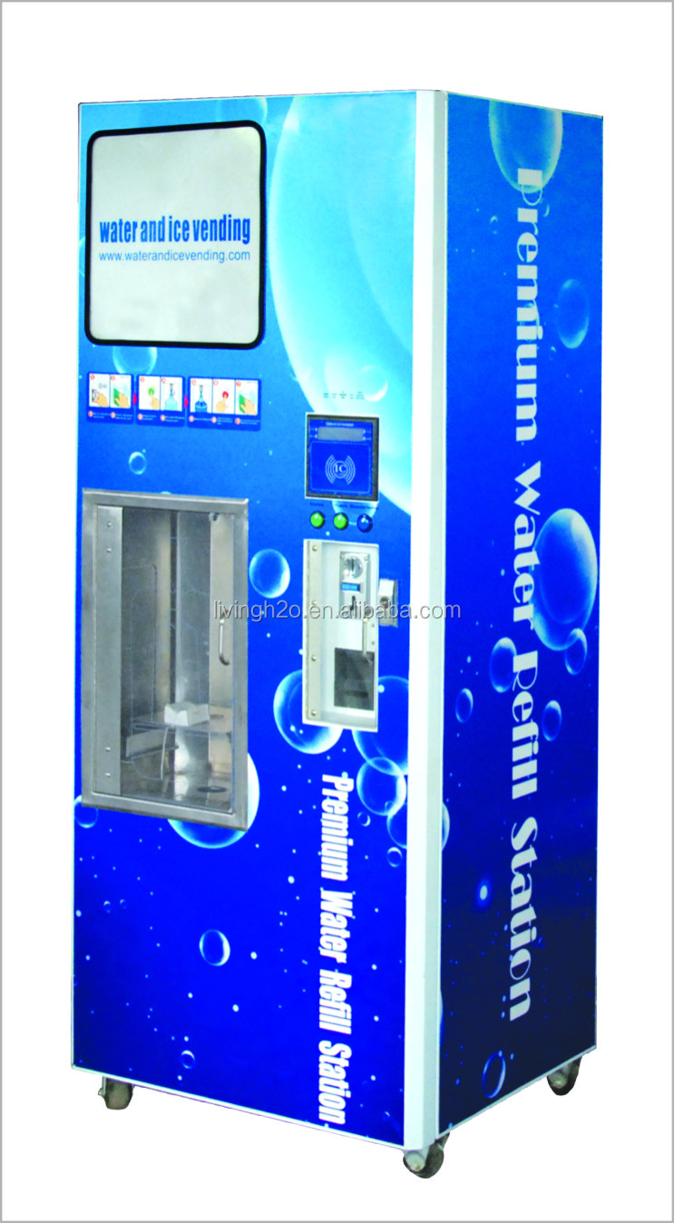 small water vending machine for sale