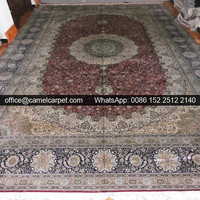 high end best large 12x18 handmade silk quality rugs online