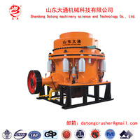 Symons Cone Crusher Of Production In Shandong Datong
