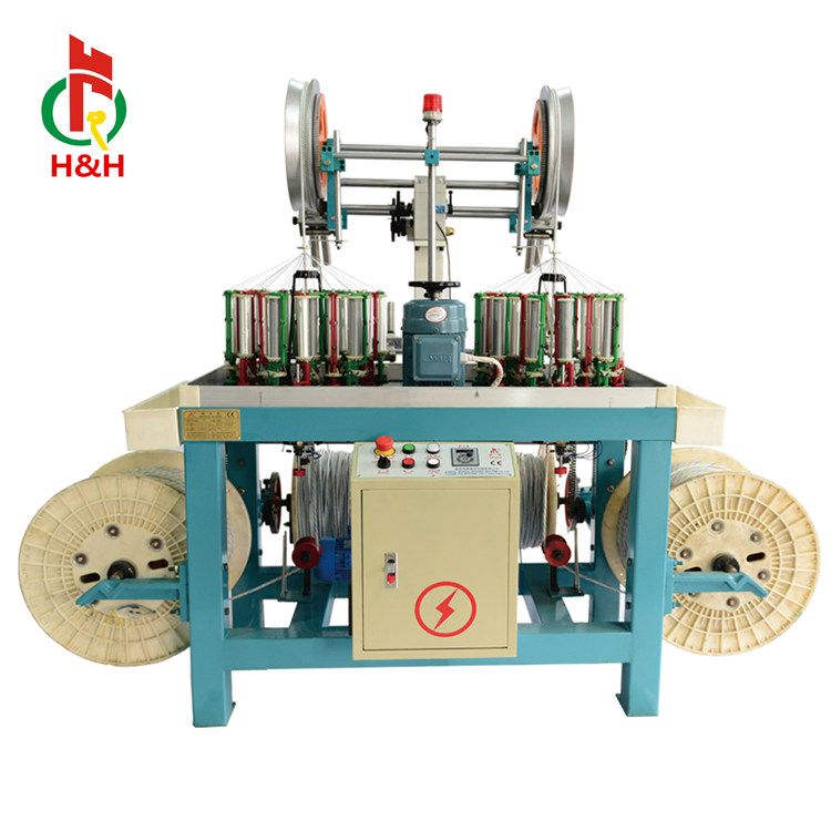 90 Series High Speed Armour Cable/Armored Armoured Cable/Belted Cable Braiding Machine