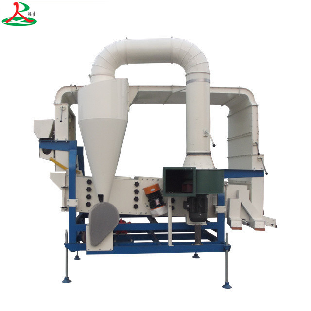 rice beans maize wheat grain seeds cleaning grading sorting separating machine