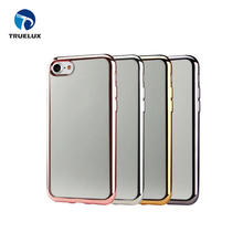 Truelux High Quality Electroplating TPU Phone Case For iPhone 7 / 8 Colorful Edge