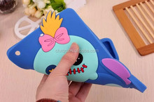 New Arrival eva Tablet Case For Apple iPad Air 2/ iPad 6 Stitch Soft Silicone Case EVA tablet back cover