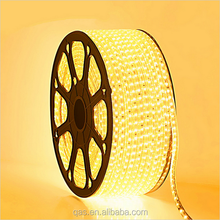 SMD 3014 AC 220V LED Flexible Strip 5M 72leds/M Highlight CE Certificate Neon light Soft strip