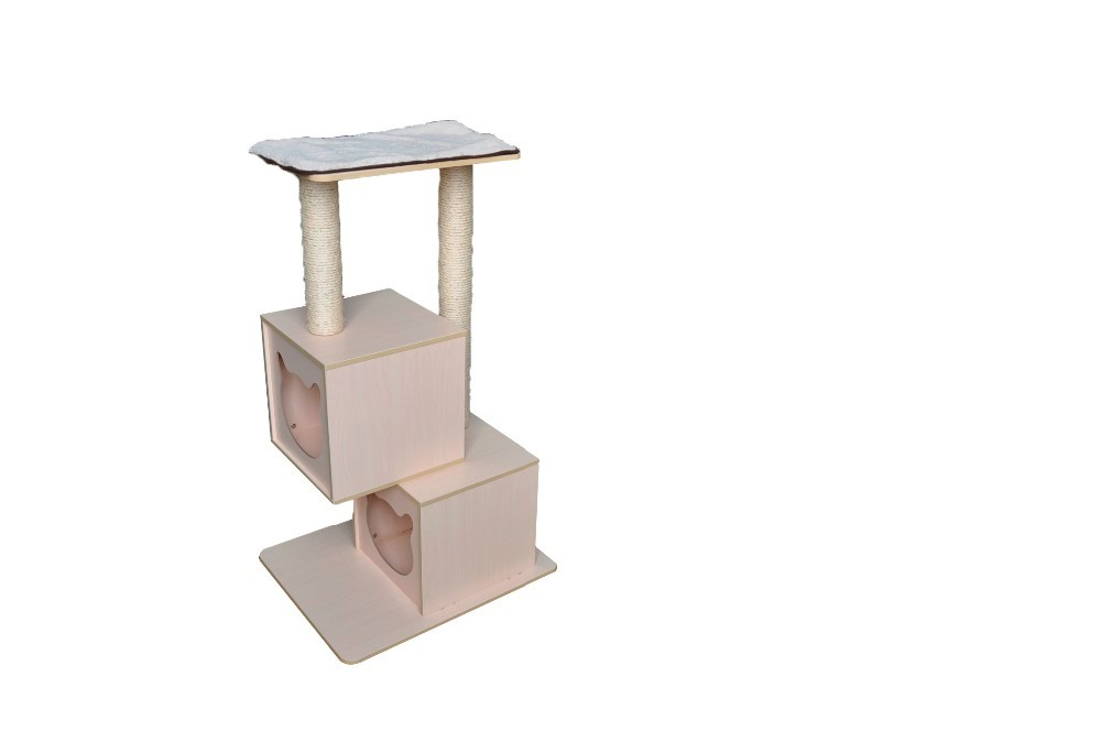 2017 Insteresting MDF Cat Furniture
